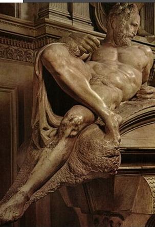 米开朗基罗雕塑作品欣赏